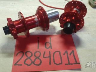 Комплект втулок Hope Pro 4 110×20/150×12мм