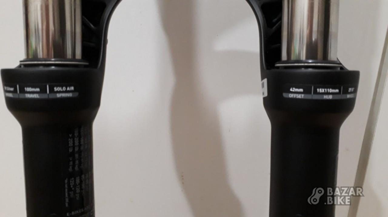 Вилка 27,5 RockShox Judy 100мм (новая)