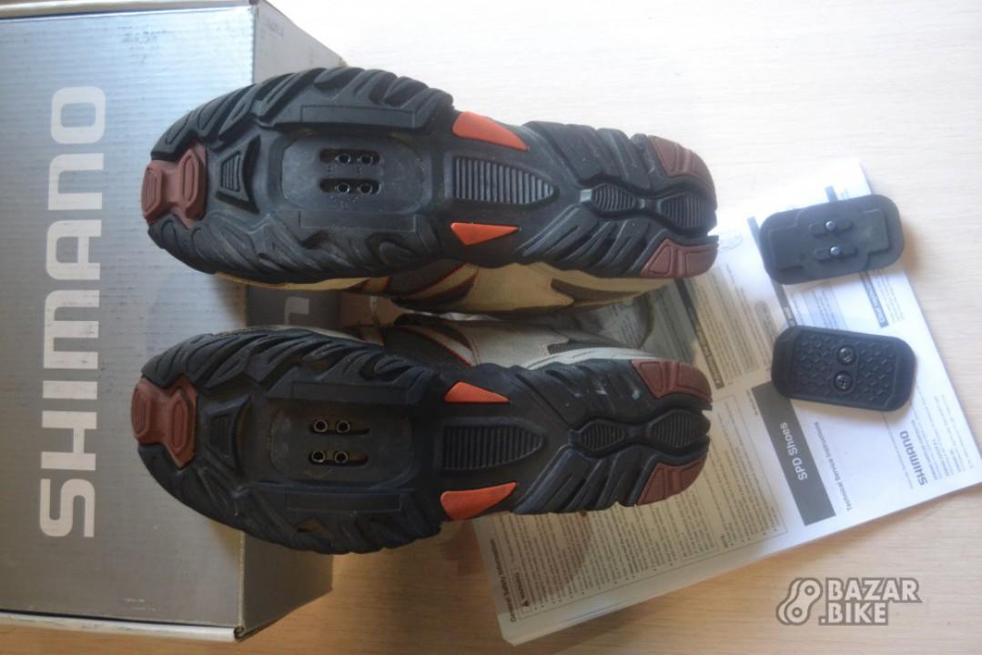 Велотуфли женские контактные Shimano WM40 40EUR