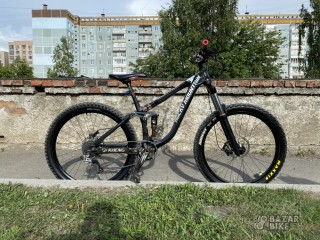 Рама Rocky Mountain Slayer SS 26er S 2014 + амортизатор Fox Float RP23