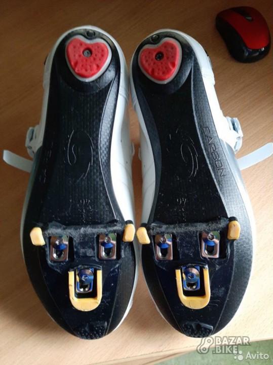 Велотуфли контактные Sidi Kaos Road EUR46