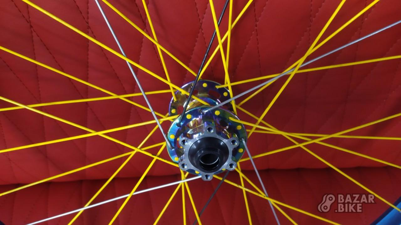 Колесо переднее 24 Alienation 440 100×15мм