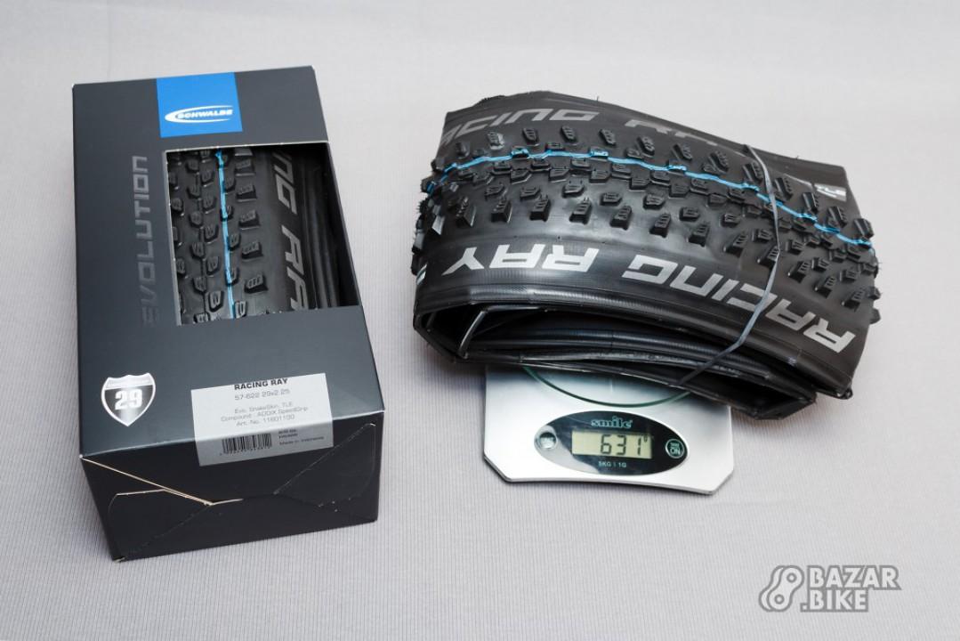 Покрышка Schwalbe Racing Ray Evo SnakeSkin TLE Addix 29×2,25 (новая)