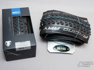 Покрышка Schwalbe Racing Ray Evo SnakeSkin TLE Addix 29×2,25 (новая)