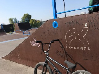 BMX Tech Team Millennium