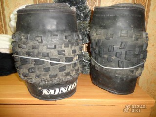 Комплект покрышек Maxxis Minion FBR 26×4,8