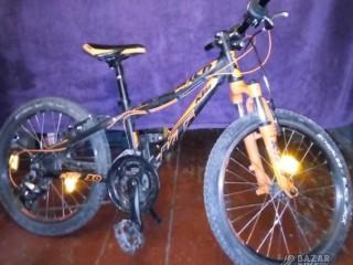 Велосипед детский KTM Wild Speed 20.21 27 (6-9 лет)