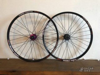 Вилсет 26 WTB SX23 / Sun Rims Single Track/ Formula 110×20/135×QR