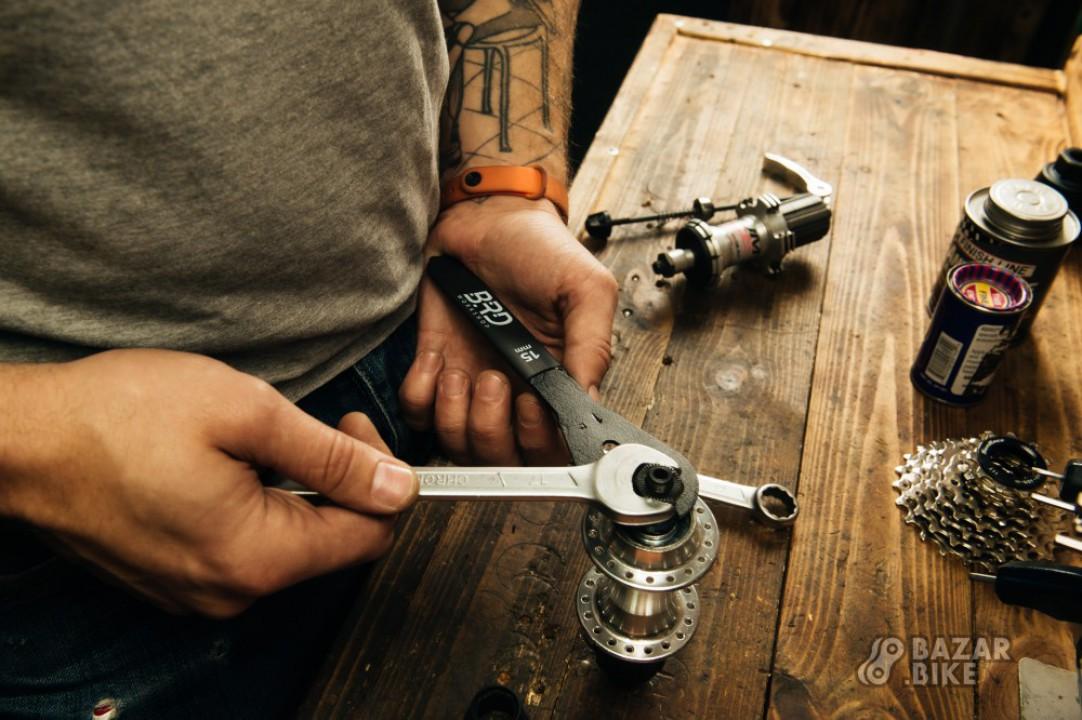 Конусные ключи BRD Workshop Custom (новые)