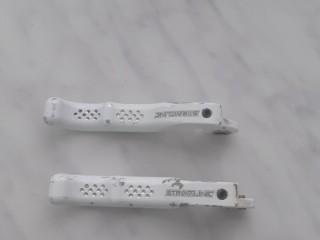 Комплект тормозных ручек Straitline Avid Code