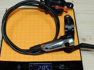 Тормоз передний Shimano Deore M615