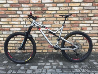 Рама Commencal Meta AM V4.2 World Cup 650b Brushed XL 2018 + амортизатор