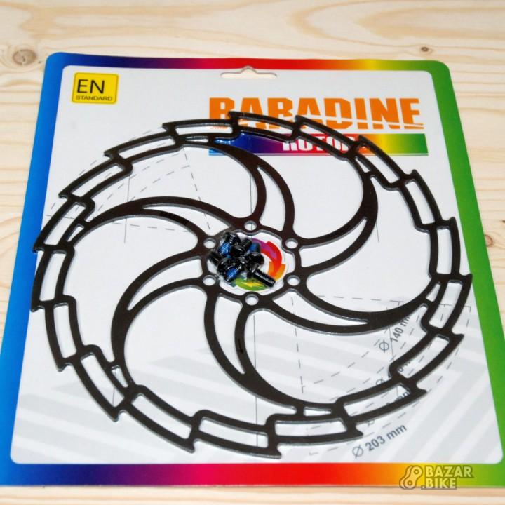 Ротор Baradine DB-05 203мм (новый)