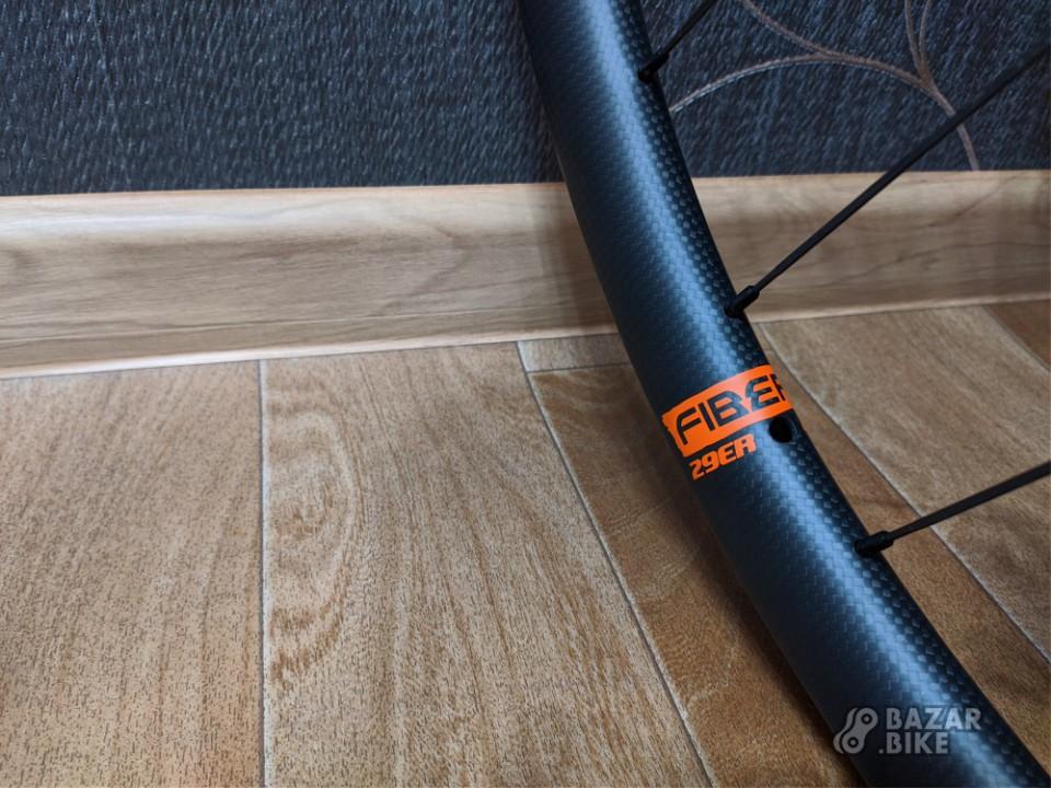 Вилсет 29 Fiberin Carbon / Novatec D791/D792 142×12/100×15мм (новый)