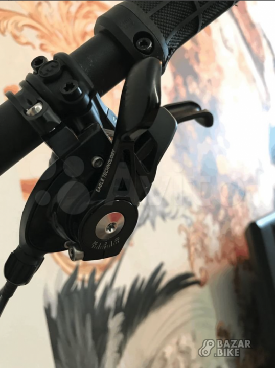 Задний переключатель Sram X01 Eagle Type 3 12ск + манетка (новое)