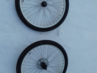 Вилсет 26 Specialized / Alexrims / Joytech 135×10/100×10мм