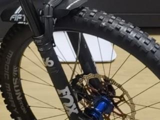 Вилка 27,5 Fox 36 Float E-Bike+ 160мм 2019