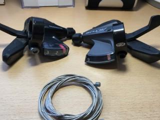 Комплект манеток Shimano Altus M310 3×9ск