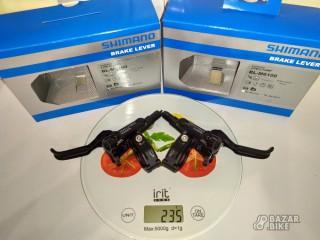Комплект тормозных ручек Shimano Deore M6100 (новый)