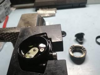 Инструмент для работы с амортизатором Cane Creek Double Barrel Inline