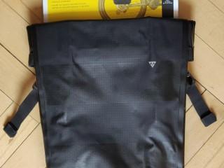 Велосумки на багажник Topeak Pannier DryBag Rack Bag 20 L (новые)