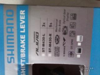 Комборучки Shimano ST-M430 Alivio 3x9 (новые)