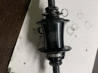 Втулка задняя BMX Federal V3