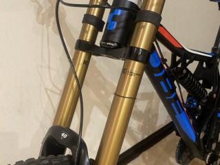 Вилка Fox 40 RС2 FIТ Kashima Coat 2012