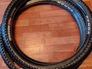 Комплект покрышек Kenda Havok Elite 27,5×3,0