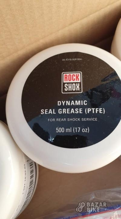 Смазка RockShox Dynamic Seal Grease 500мл