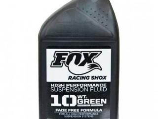 Масло амортизационное Fox Suspension Fluid Green 10WT 946мл
