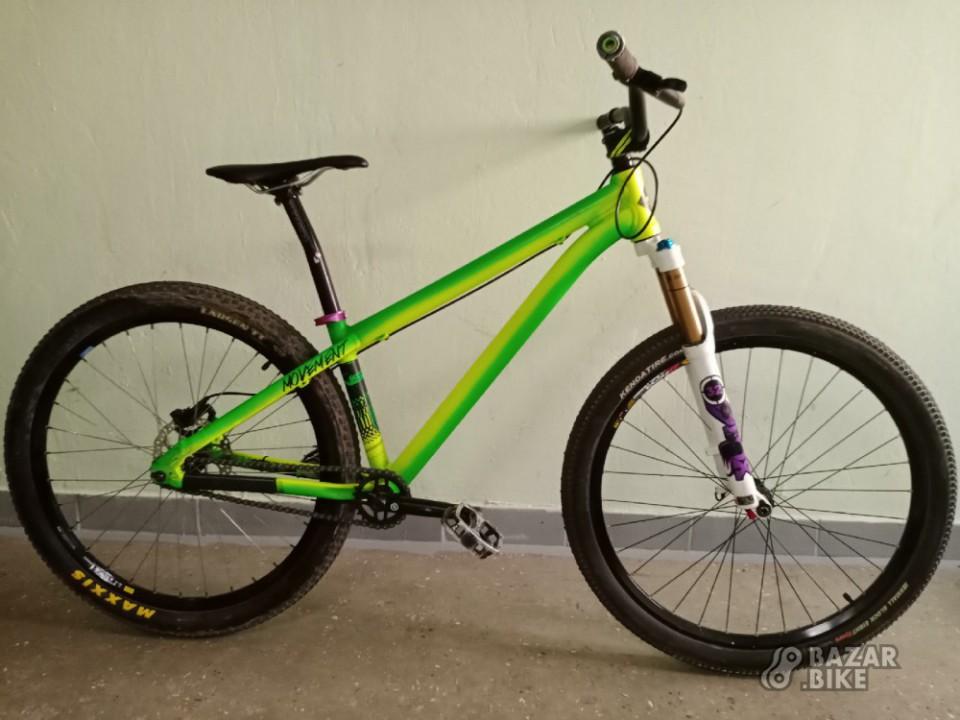 NS bikes Custom 26er