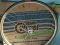 Колесо переднее шоссе Mavic Open Pro Т / Shimano 105 5800 + покрышка