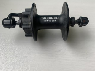 Втулка передняя Shimano FH M-475 32h 100×QR