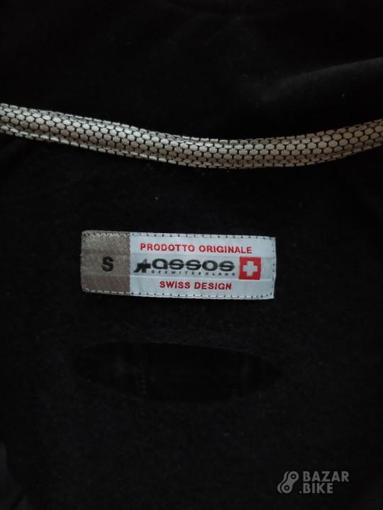 Кофта пуловер женская Assos Dopo Bici Kick Top S (Швейцария)