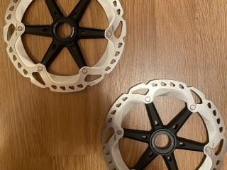 Комплект роторов Shimano Deore XT MT800 CenterLock Freeza (новый)