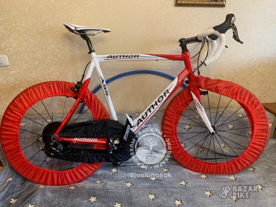 Комплект чехлов на велоколёса Velonosok