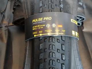 Комплект покрышек Mavic Pulse Pro 27,5×2,25 (новый)