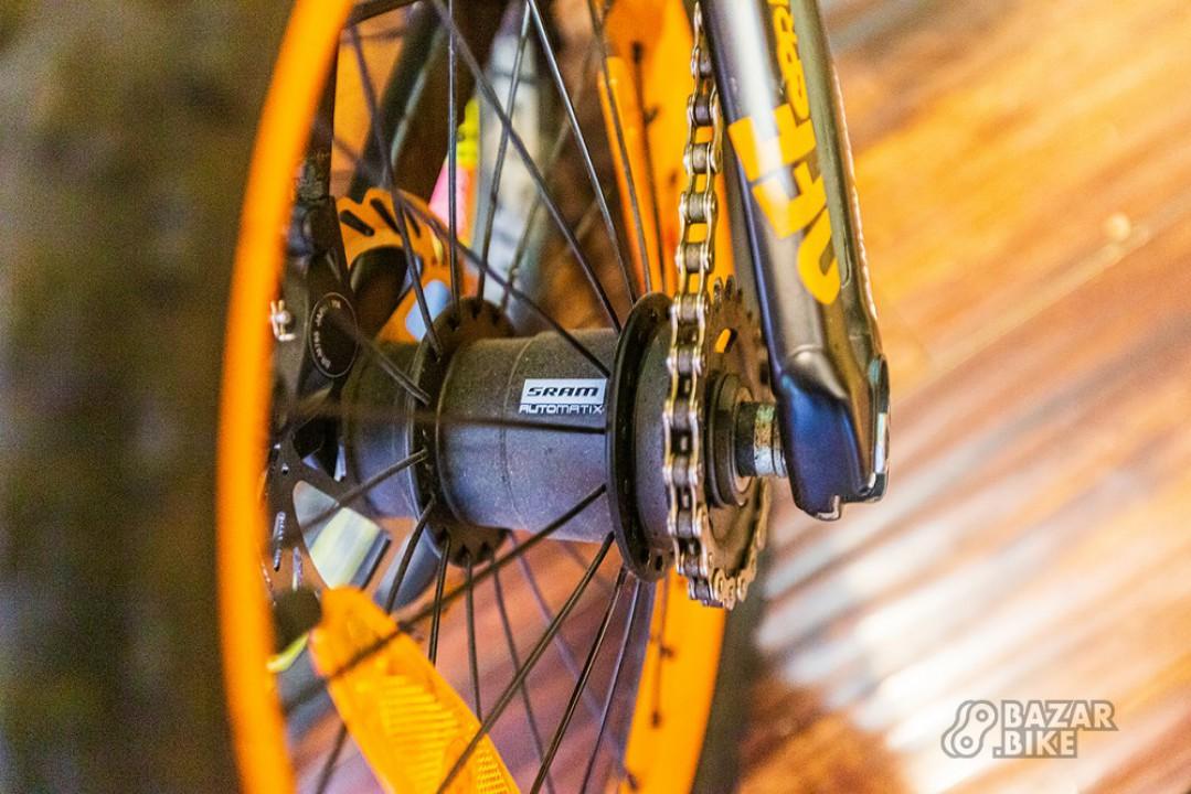 Детский велосипед Canyon Offspring Al 16 Custom (новый)