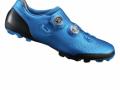 Велотуфли контактные Shimano S-Phyre XC901 Blue EUR42-43 (новые)