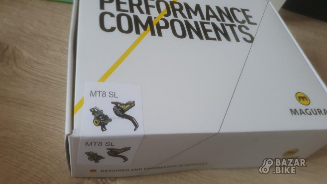 Тормоз Magura MT8 SL Carbon (новый)