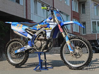 Yamaha YZ250F 2015