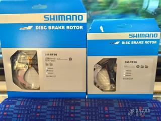 Роторы Shimano Deore XT RT86 (новые)