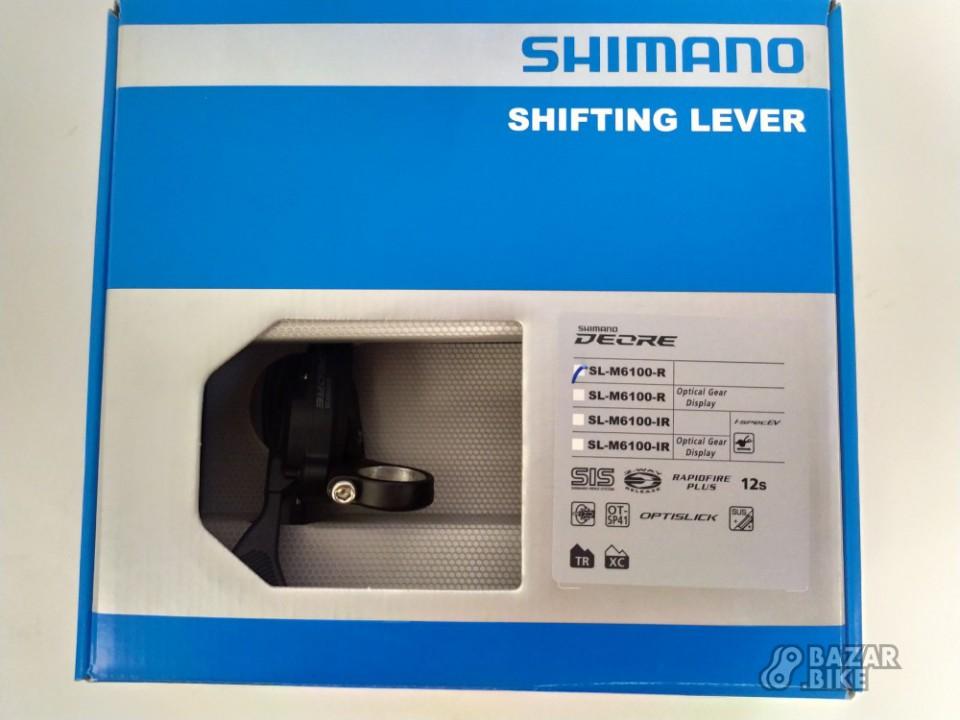 Манетка Shimano Deore M6100 12ск (новая)