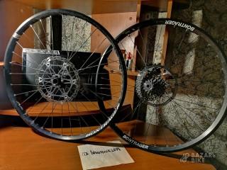 Вилсет 26 Bontrager / Sun Ringle / Nukeproof 110×20/150×12мм