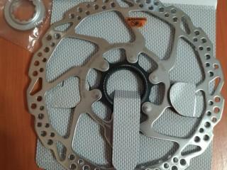 Роторы Shimano RT53/54 CenterLock 180мм (новый и б/у)