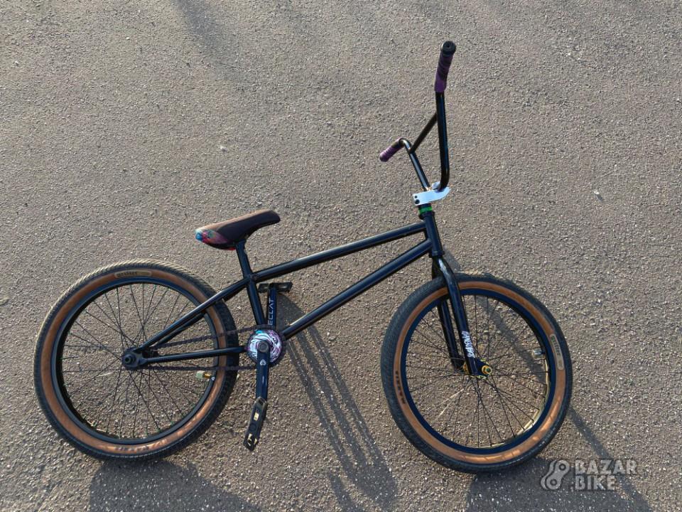 BMX TotalBMX Hangover H3