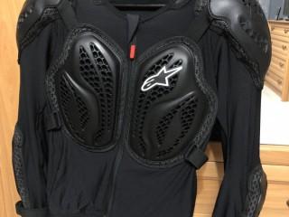 Защита торса Alpinestars Bionic Action MX