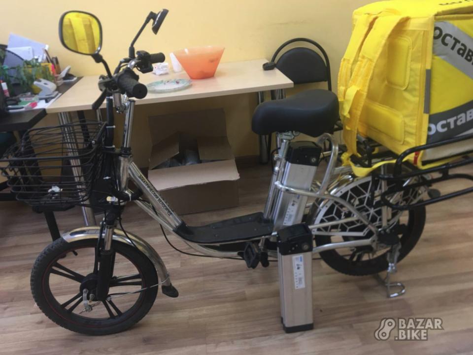 Электровелосипед Minako V8 PRO