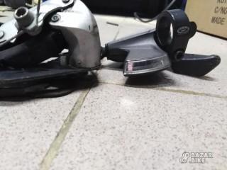 Комплект манеток Shimano Altus SL-M370 3x9ск